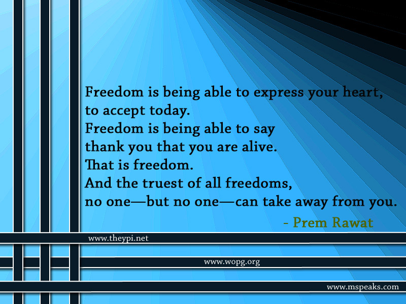 blue,lines,Prem Rawat,quote