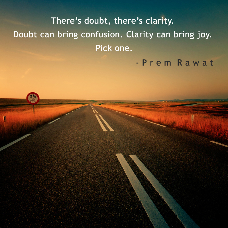 road infinity,Prem Rawat at Asheville, North Carolina,quote