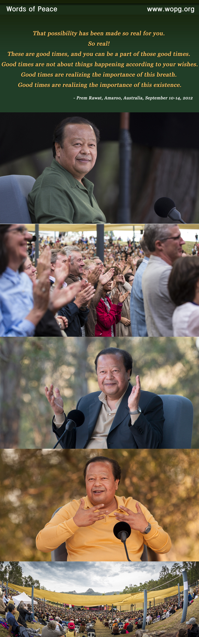 event,Prem Rawat at Amaroo, Australia - September 2012,quote