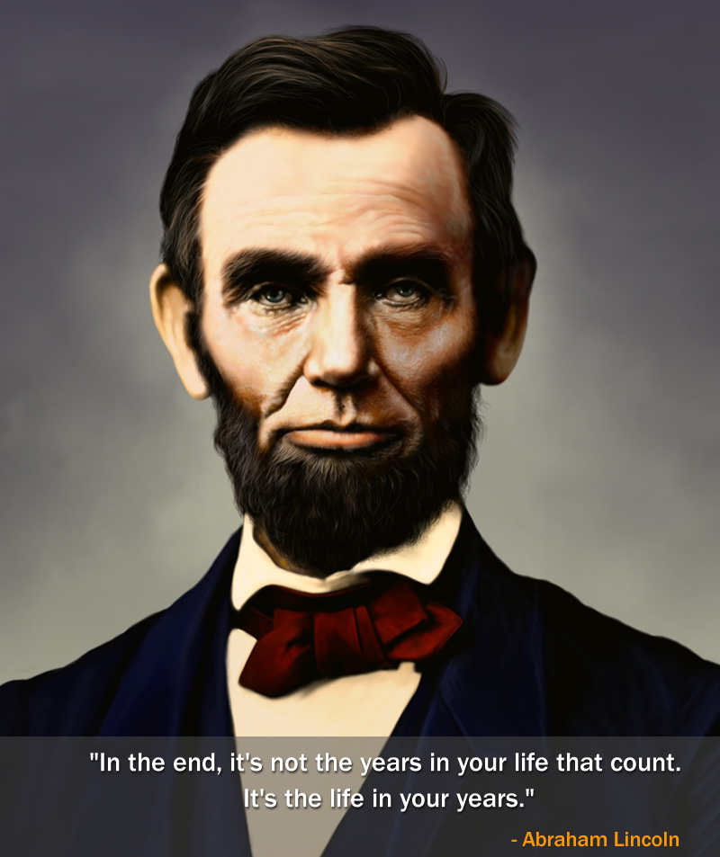 beard, bow tie,Abraham Lincoln,quote