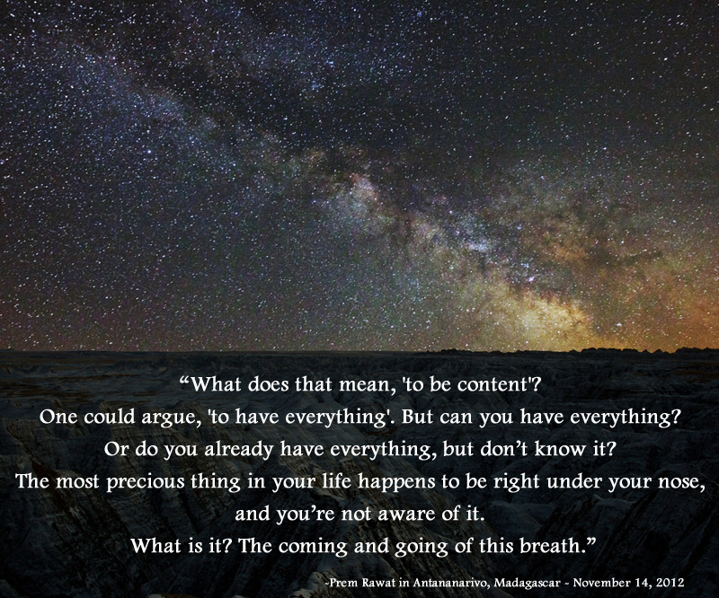 milky way,star,night sky,Prem Rawat in Antananarivo, Madagascar - November 14, 2012,quote