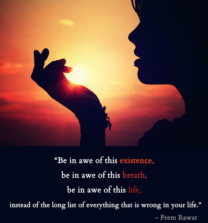 silhouette,girl,sun,Prem Rawat,quote