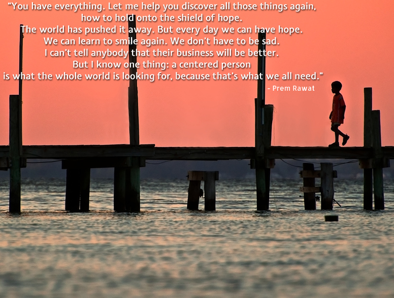 sea,port,Prem Rawat,quote