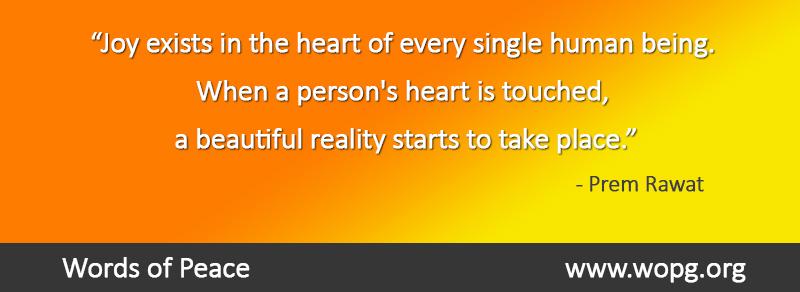 orange,Prem Rawat,quote