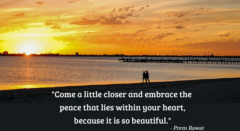 harbour, port,Prem Rawat,quote