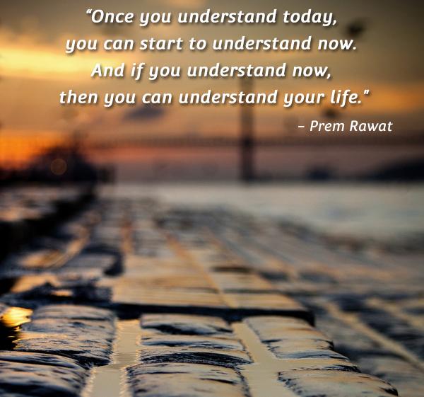 wet tiles,Prem Rawat,quote
