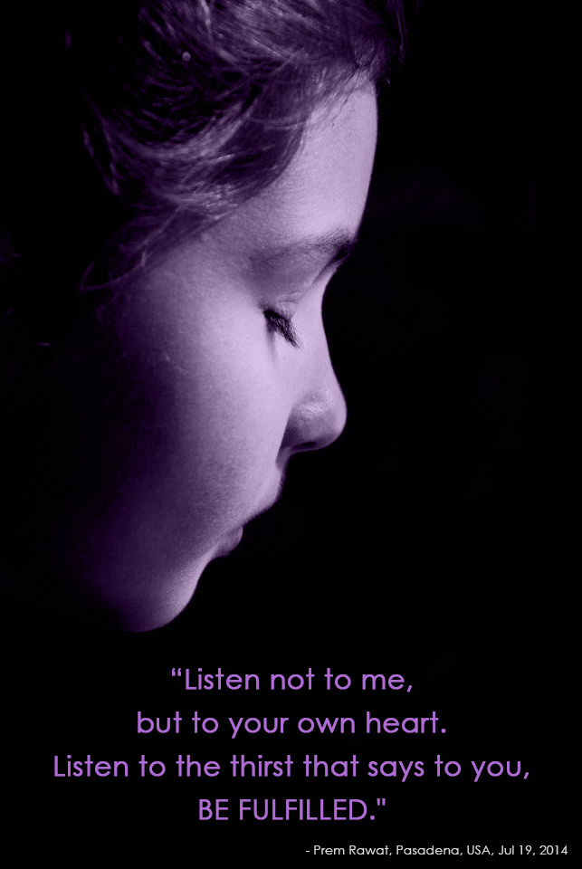 child,pray,Prem Rawat, Pasadena, USA, Jul 19, 2014,quote