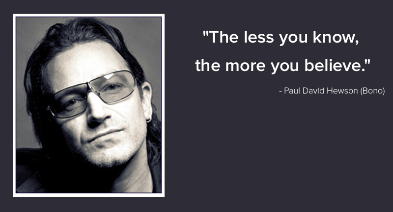 portrait,Paul David Hewson (Bono),quote