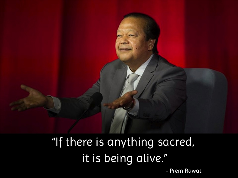 event,speaking,Prem Rawat,quote