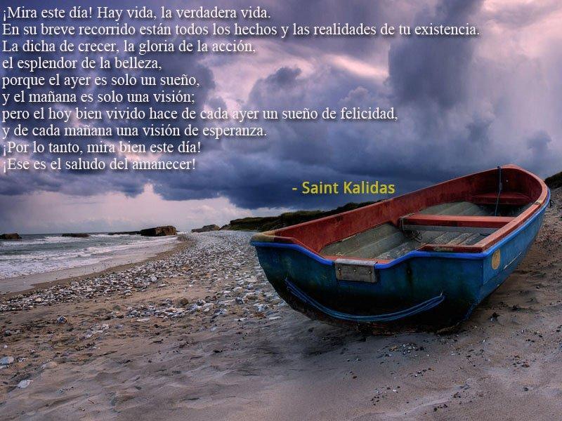 Kalidas,quote