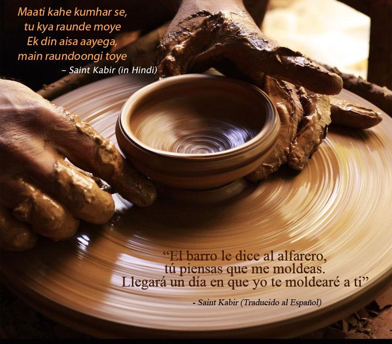 Saint Kabir,quote