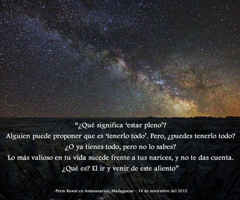 Prem Rawat en Antananarivo, Madagascar – 14 de noviembre del 2012,quote
