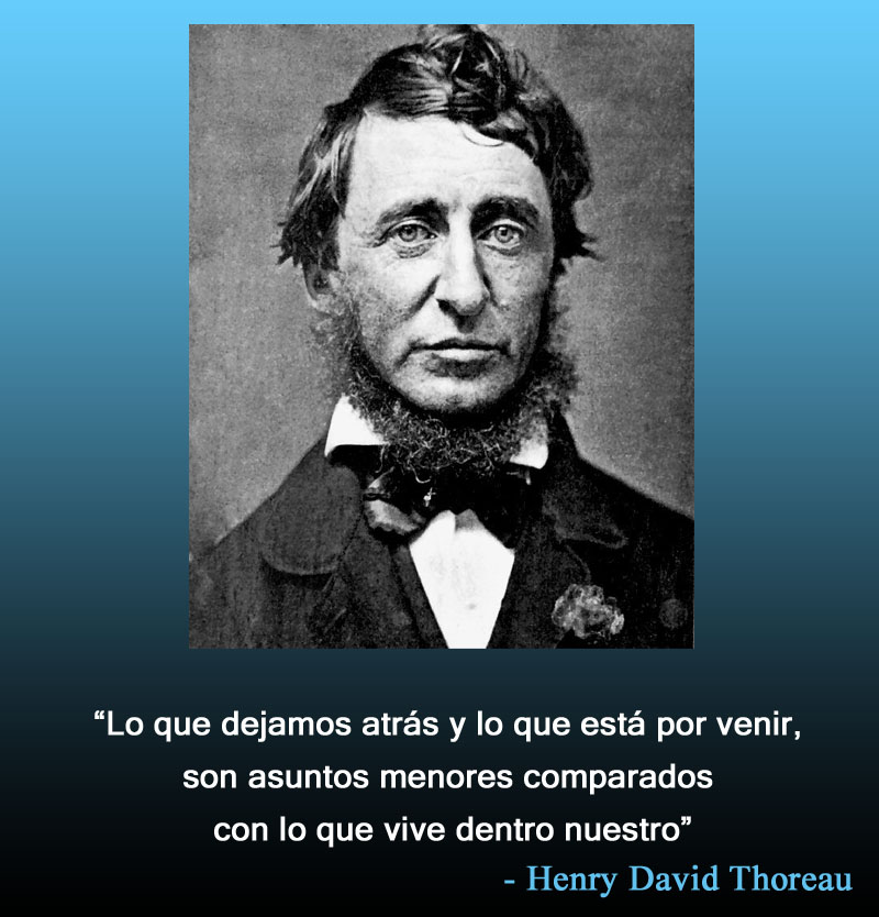 Henry David Thoreau,quote