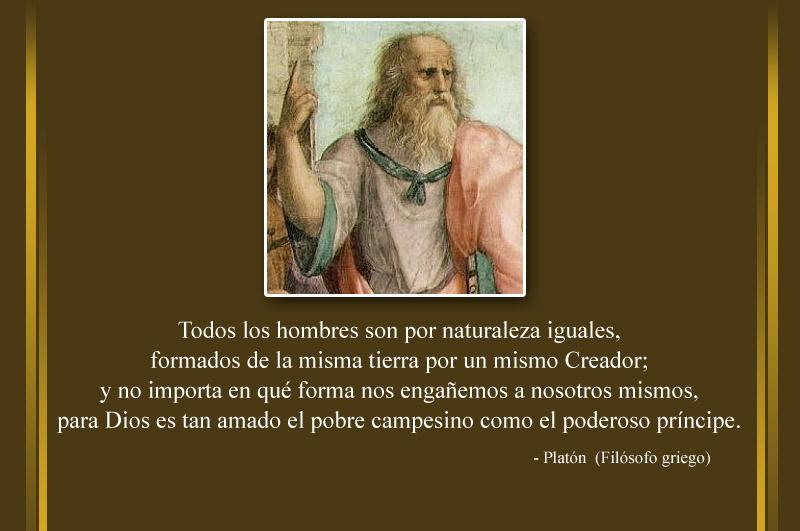 Platón, Filósofo griego,quote