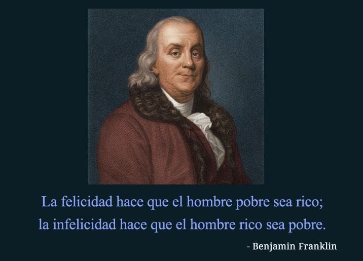 Benjamin Franklin,quote