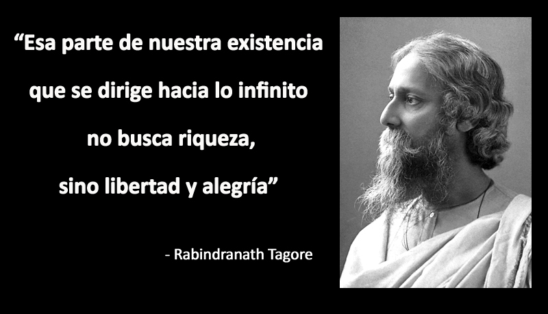 Rabindranath Tagore,quote