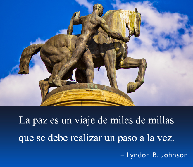 Lyndon B. Johnson ,quote