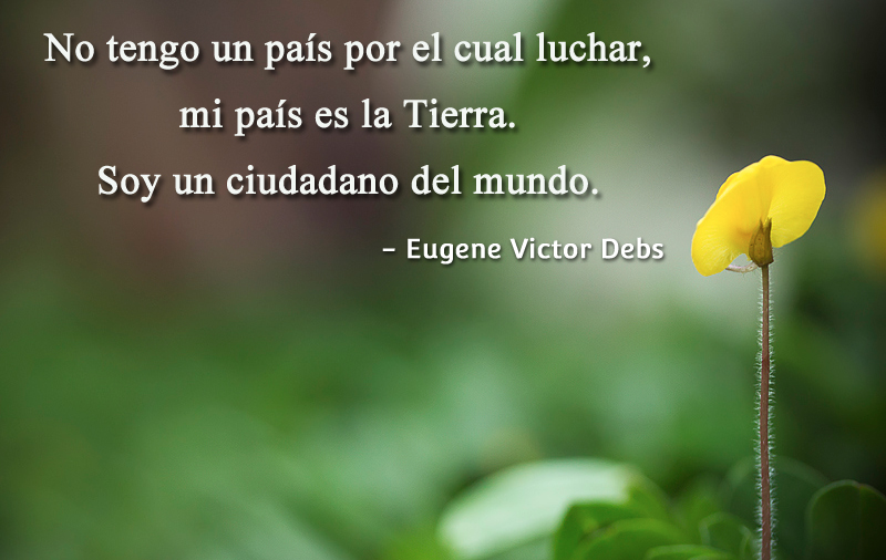 Eugene Victor Debs,quote