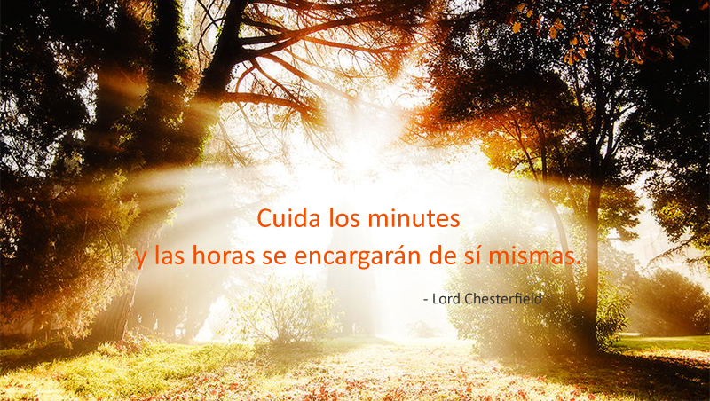 Lord Chesterfield,quote