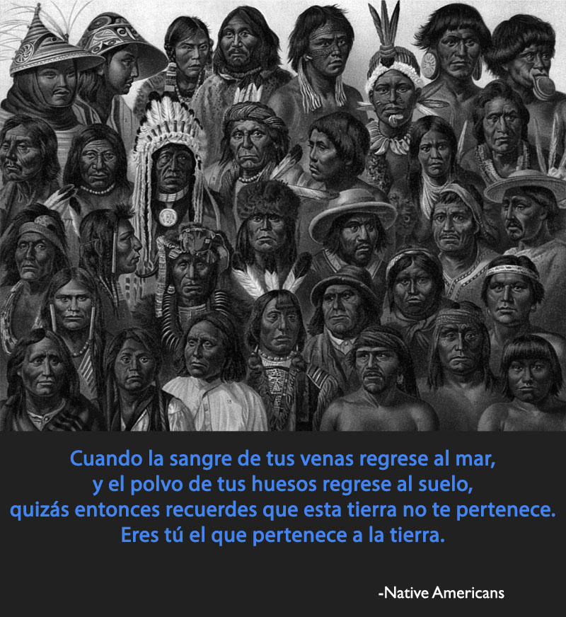 Native Americans,quote