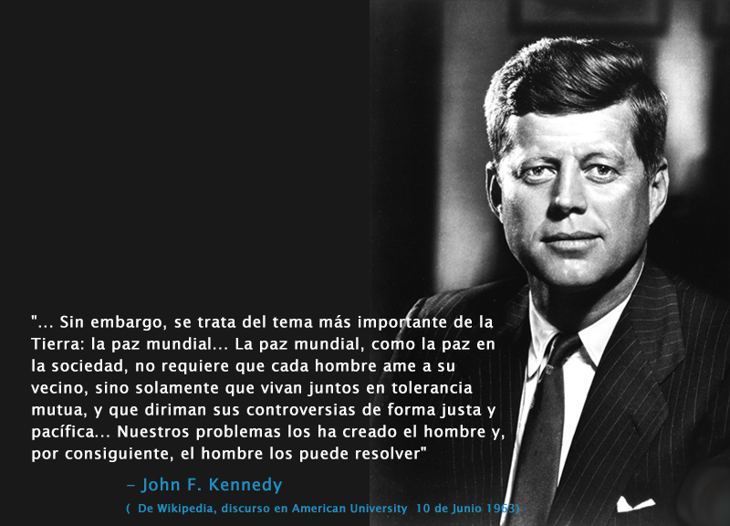 John F. Kennedy,quote