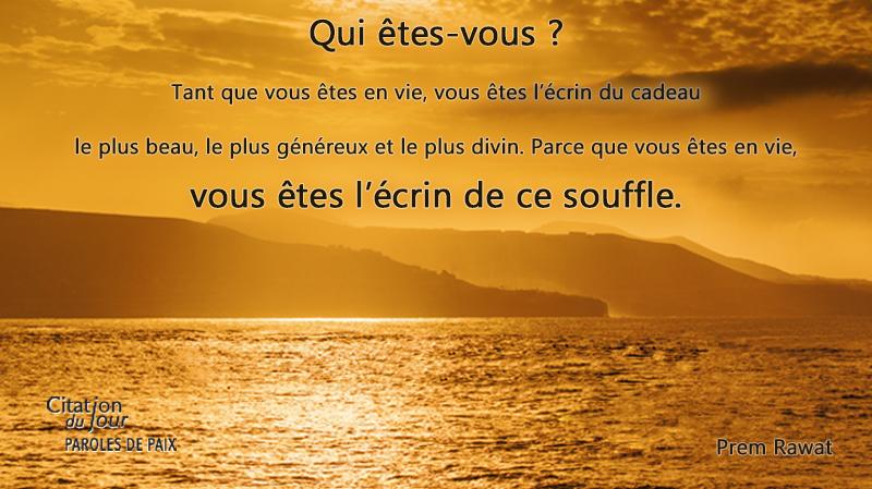 sunset, ocean,Prem Rawat,quote