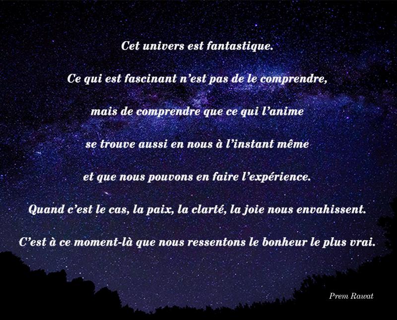 sky, stars,Prem Rawat,quote