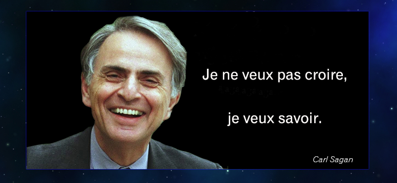 portrait,Carl Sagan,quote
