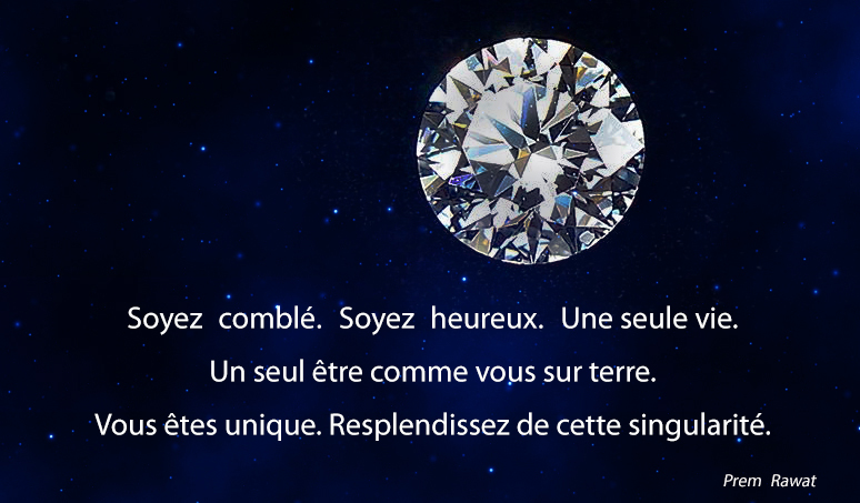 diamond,Prem Rawat,quote