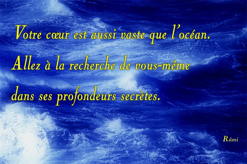 ocean,Rûmi,quote