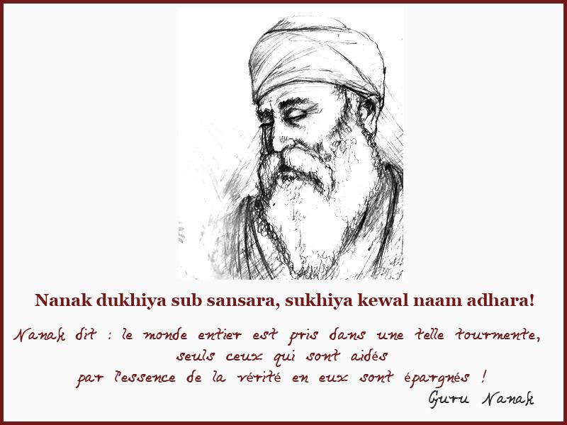 Guru Nanak,quote