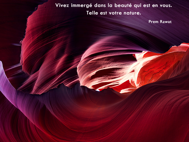 fleur,Prem Rawat,quote