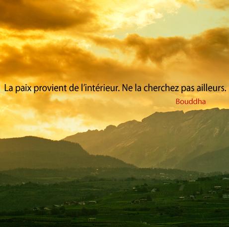 Bouddha,quote