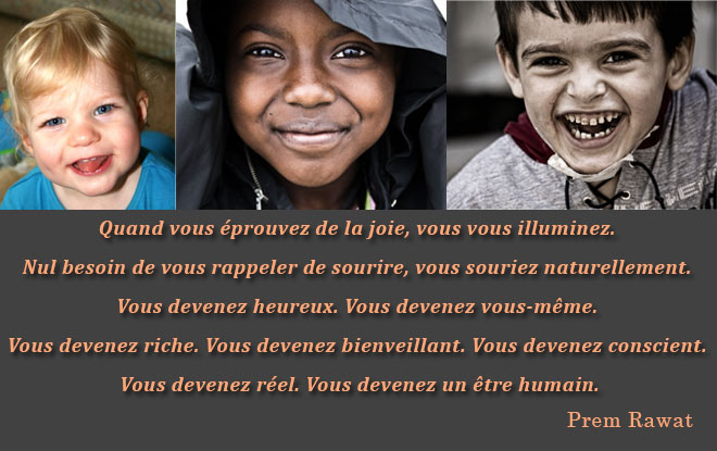 enfants,Prem Rawat,quote