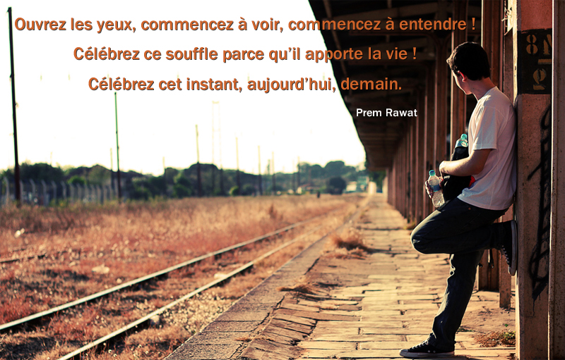 railway,Prem Rawat,quote