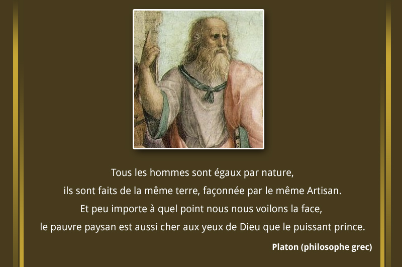 Platon,quote