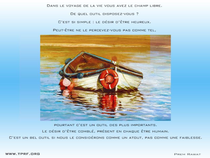 boat,Prem Rawat,quote