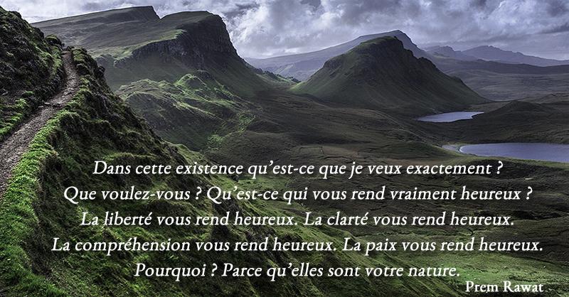mountains,Prem Rawat,quote