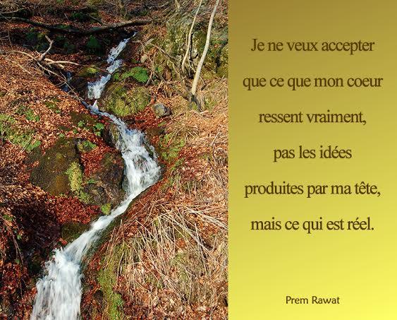 ruisseau,Prem Rawat,quote