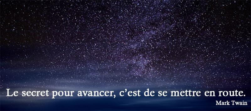 Ciel étoilé,Mark Twain,quote