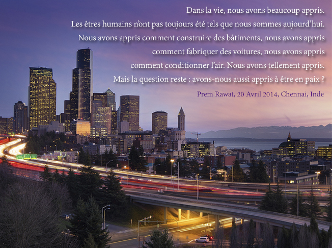 town, highway,Prem Rawat,quote
