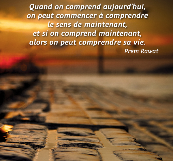 street, sunset,Prem Rawat,quote