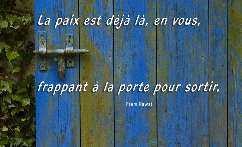door,Prem Rawat,quote