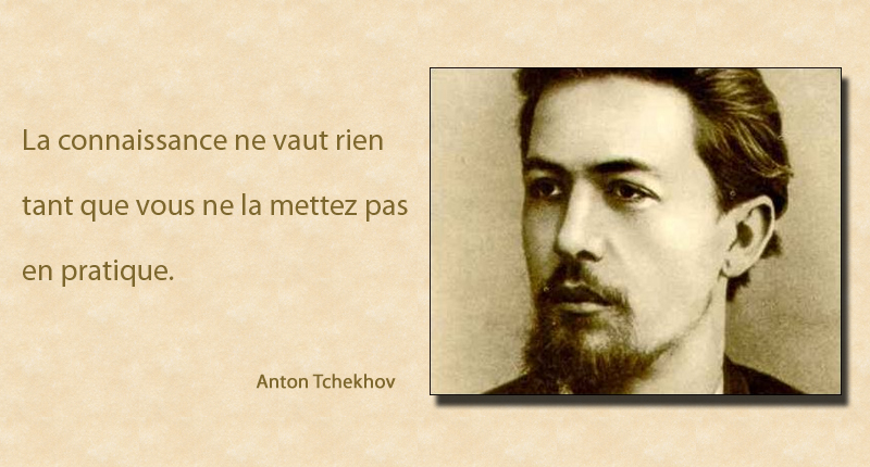 Anton Tchekhov,quote