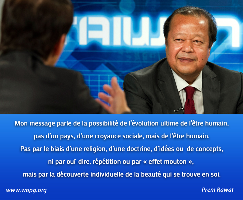 peacemakers,Prem Rawat,quote