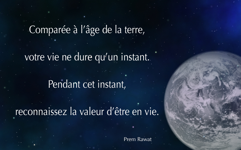 earth, universe,Prem Rawat,quote