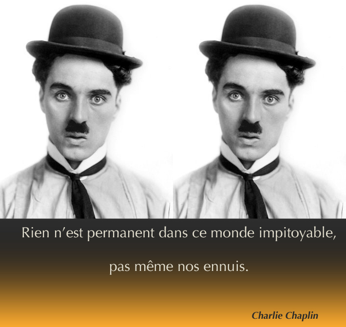 portrait,Charlie Chaplin,quote
