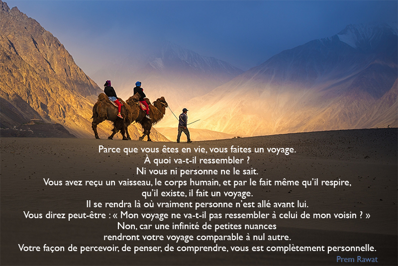 moutain,Prem Rawat,quote