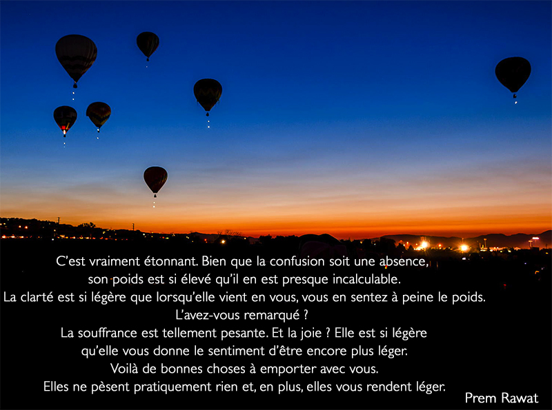 sky, ballouns,Prem Rawat,quote