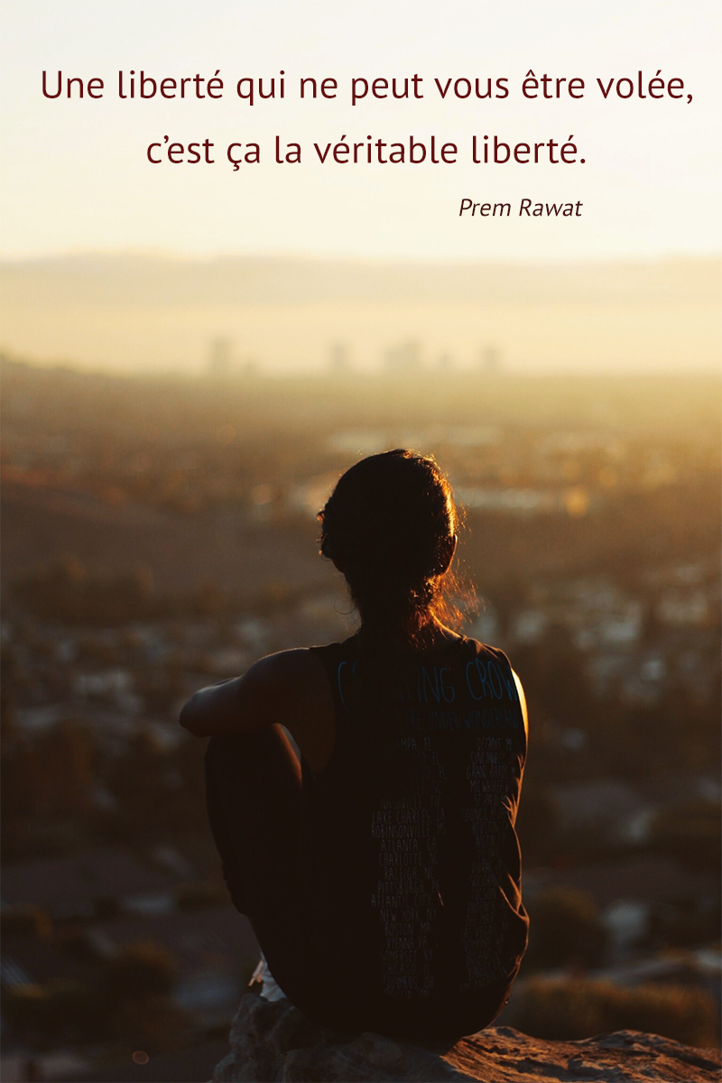 person, mountain,Prem Rawat,quote